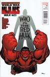 Cover Thumbnail for Hulk (2008 series) #23