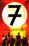 Cover for 7 Psychopaths (Boom! Studios, 2010 series) #2