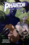 Cover for The Phantom Unmasked (Moonstone, 2010 series) #2 [Cover A]