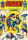Cover for Gigant (Illustrerte Klassikere / Williams Forlag, 1969 series) #2/1971