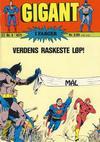 Cover for Gigant (Illustrerte Klassikere / Williams Forlag, 1969 series) #3/1971