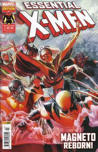 Cover Thumbnail for Essential X-Men (Panini UK, 2010 series) #3