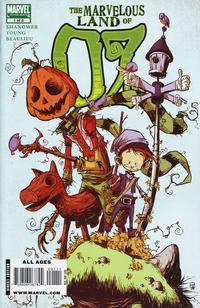Cover Thumbnail for The Marvelous Land of Oz (Marvel, 2010 series) #1