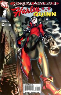 Cover Thumbnail for Joker's Asylum II: Harley Quinn (DC, 2010 series) #1