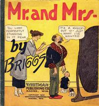 Cover Thumbnail for Mr. and Mrs. (Western, 1922 series)