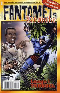Cover Thumbnail for Fantomets krønike (Hjemmet / Egmont, 1998 series) #4/2010