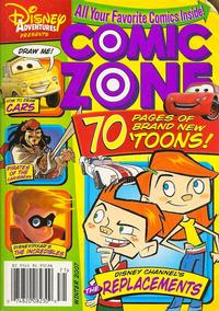Cover Thumbnail for Disney Adventures Comic Zone (Disney, 2004 series) #Winter 2007 [14]