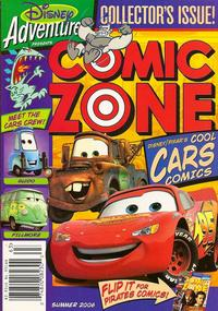 Cover Thumbnail for Disney Adventures Comic Zone (Disney, 2004 series) #Summer 2006 [8]