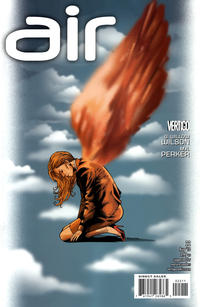 Cover Thumbnail for Air (DC, 2008 series) #22