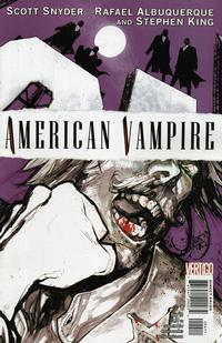 Cover Thumbnail for American Vampire (DC, 2010 series) #4 [Direct]