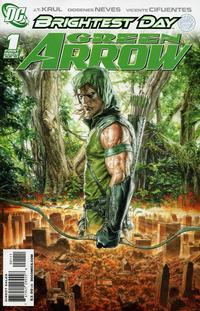 Cover Thumbnail for Green Arrow (DC, 2010 series) #1 [Standard Cover]