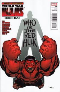 Cover Thumbnail for Hulk (Marvel, 2008 series) #23 [Direct Edition]