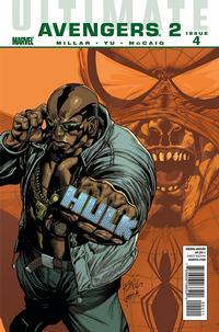 Cover Thumbnail for Ultimate Avengers (Marvel, 2009 series) #10