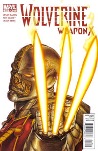 Cover Thumbnail for Wolverine Weapon X (Marvel, 2009 series) #14