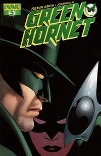 Cover Thumbnail for Green Hornet (Dynamite Entertainment, 2010 series) #5 [John Cassaday Cover]