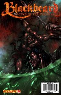 Cover Thumbnail for Blackbeard: Legend of the Pyrate King (Dynamite Entertainment, 2009 series) #4