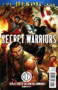 Cover Thumbnail for Secret Warriors (Marvel, 2009 series) #17