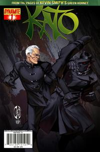 Cover Thumbnail for Kato (Dynamite Entertainment, 2010 series) #1