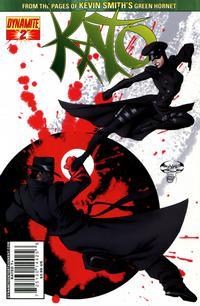 Cover for Kato (Dynamite Entertainment, 2010 series) #2 [Garza]