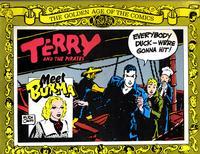 Cover Thumbnail for Terry and the Pirates Meet Burma (Nostalgia Press, 1975 series)