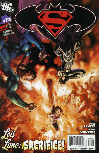 Cover for Superman / Batman (DC, 2003 series) #73