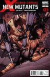 Cover for New Mutants (Marvel, 2009 series) #12 [2nd Print Variant]