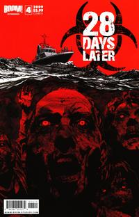 Cover Thumbnail for 28 Days Later (Boom! Studios, 2009 series) #4 [Cover A]
