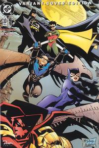 Cover Thumbnail for Batman (Dino Verlag, 1997 series) #10 [Variant-Cover-Edition]