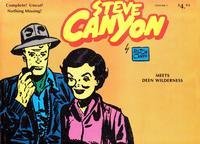 Cover Thumbnail for Steve Canyon (Comic Art Publishing, 1977 series) #3