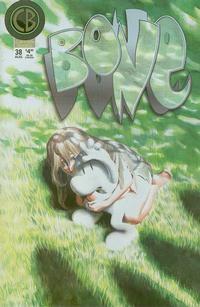 Cover Thumbnail for Bone (Cartoon Books, 1997 series) #38 [Alex Ross]