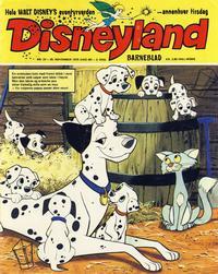 Cover Thumbnail for Disneyland barneblad (Hjemmet / Egmont, 1973 series) #24/1975