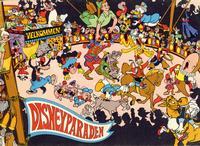 Cover Thumbnail for Disneyparaden (Hjemmet / Egmont, 1969 series)