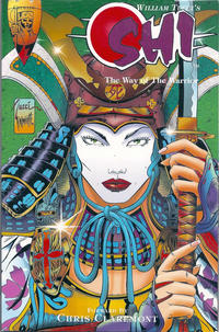 Cover Thumbnail for Shi: The Way of the Warrior Trade Paperback (Crusade Comics, 1995 series) #[nn]