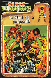 Cover Thumbnail for Conan le Barbare (Arédit-Artima, 1979 series) #1