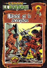 Cover Thumbnail for Conan le Barbare (Arédit-Artima, 1979 series) #4
