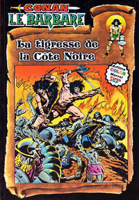 Cover Thumbnail for Conan le Barbare (Arédit-Artima, 1979 series) #6