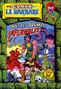 Cover Thumbnail for Conan le Barbare (Arédit-Artima, 1979 series) #7