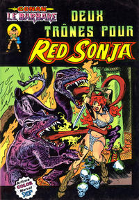 Cover Thumbnail for Conan le Barbare (Arédit-Artima, 1979 series) #9