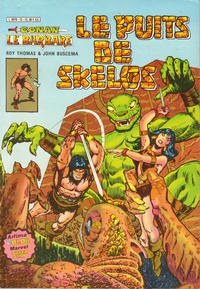 Cover Thumbnail for Conan le Barbare (Arédit-Artima, 1979 series) #12