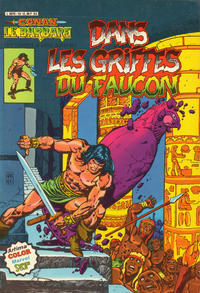 Cover Thumbnail for Conan le Barbare (Arédit-Artima, 1979 series) #13