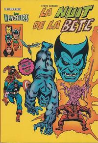 Cover Thumbnail for Les Vengeurs (Arédit-Artima, 1980 series) #6