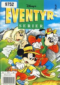 Cover Thumbnail for Disney's eventyrserier (Hjemmet / Egmont, 1997 series) #2/1997