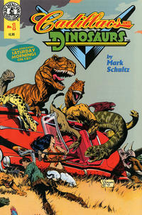 Cover Thumbnail for Cadillacs and Dinosaurs Special Tyco Toys Edition (Kitchen Sink Press, 1993 series) #1