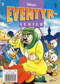 Cover Thumbnail for Disney's eventyrserier (Hjemmet / Egmont, 1997 series) #9/1998