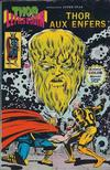 Cover for Thor le fils d'Odin (Arédit-Artima, 1979 series) #4