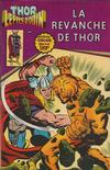 Cover for Thor le fils d'Odin (Arédit-Artima, 1979 series) #5