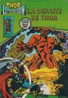 Cover for Thor le fils d'Odin (Arédit-Artima, 1979 series) #8
