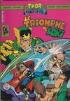Cover for Thor le fils d'Odin (Arédit-Artima, 1979 series) #23