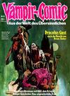 Cover for Vampir-Comic (Pabel Verlag, 1974 series) #10