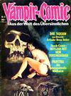 Cover for Vampir-Comic (Pabel Verlag, 1974 series) #12